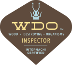 Internachi WDO Inspector logo
